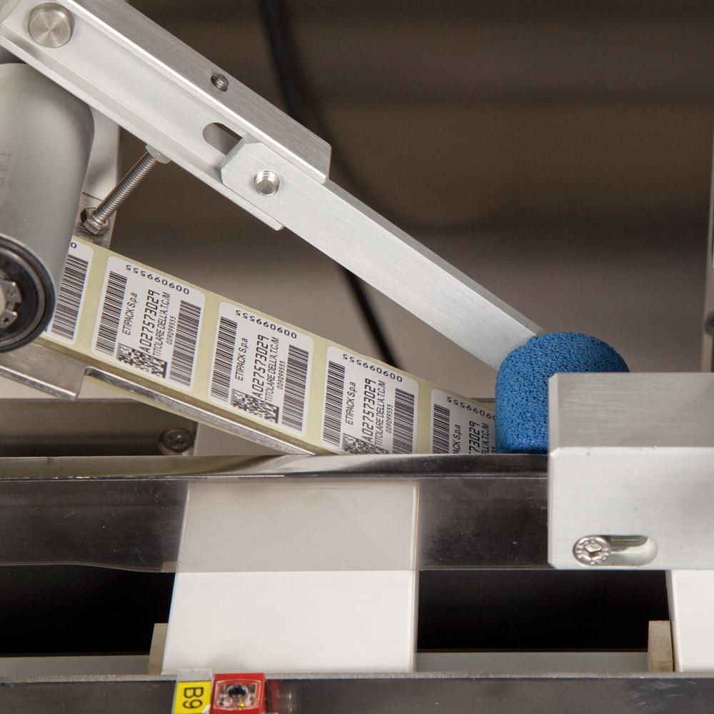 pharma labelling system
