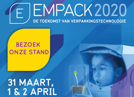Etipack op Empack Utrecht